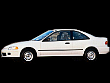1992-1995 Honda Civic