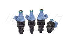 Precision Low Impedance Peak & Hold Injectors - 580cc (each)