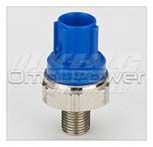 Omni Power Replacement Knock Sensor - Single-Pin Sensor Using 2-Pin Configuration, Round Plug