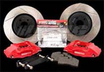 StopTech Touring Brake Kit for RSX-S