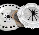 TODA Clutch Disc - K Series 3 Puck Metallic Clutch Disc