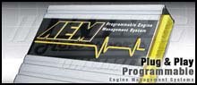 AEM Plug & Play Engine Management System