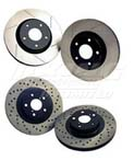 StopTech - SportStop Direct Replacement Rotors - Front