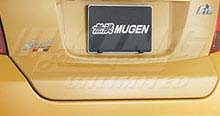 Mugen Fit Smart Sport WAY +Plus Aero Set - Tail Gate Garnish