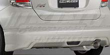 Mugen Fit Smart Sport S+Plus Aero - Rear Under Spoiler
