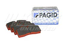 Pagid Black RS 14 Brake Pads - Front