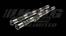 Brian Crower Stage 2 NA Camshafts for B16A, B18C - 306/11.99mm, 300/11.99mm