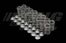 Brian Crower Valve Spring & Retainer Kit, VTEC H Series Dual Springs & Steel Alloy Retainers