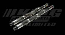 Brian Crower Stage 2 NA Camshafts for B18A/B18B/B20 - 300/10.74mm, 300/10.49mm