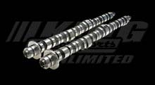 Brian Crower STAGE 2 NA Camshafts for F20C/F22C - 280/12.70mm, 276/11.84mm