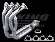 "Mugen Exhaust Manifold - 4-2-1 Gymkhana for B Series - 2.5"" Collector"