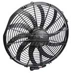 "Spal High Performance Electric Cooling Fan - 13"" Low Profile - Pull, 19920 cfm (14.2""x2.05"")"