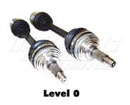 Driveshaft Shop Level 0 Axles