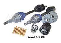 Driveshaft Shop Level 5.9 Axle/Hub System - up to 1000 WHP