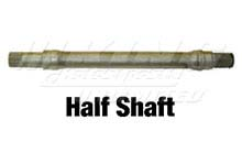 Drive Shaft Shop Half Shafts