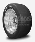 "M&H Drag Slicks - 8.5/24.5-13, TW 8.5"", SW 10.5"", Dia 24.5"", Cir 77"", Rim 8"", CT HB-11 (PAIR)"