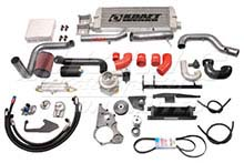 KraftWerks S2000 Supercharger Kit - You Tune, 2006+ Only