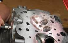 King Motorsports Head Porting & Valve Job - Ultra Build