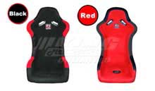 Buddy Club P1 Racing Spec Limited FRP Bucket Seat - Wide Fit