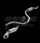 Mugen Cat Back Stainless Steel Exhaust for CR-Z