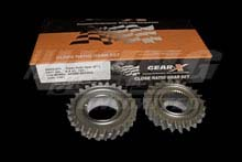 Gear-X K Series Close Ratio Alternative 5th & 6th Helical Cut Gears