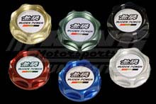 Mugen Oil Cap in Five Colors