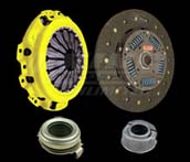 ACT Heavy Duty Pressure Plate w/ Street Performance Disc, Pilot Bearing & Release Bearing Kit