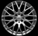 Mugen XJ Wheel - Spark Silver - Insight  Price Per Wheel  Mugen XJ Wheel - Spark Silver   16x6+53 4x100