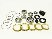 Synchrotech  92-97 Accord Carbon Rebuild Kit - (Single Cone 2nd)