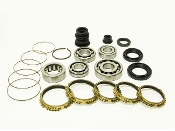 Synchrotech  92-02 Accord Carbon Rebuild Kit - (Dual Cone 2nd)