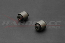 Hardrace Rear Lower Arm Bushings - Harden Rubber (2 PCS/SET)