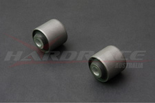 Hardrace Rear Shock Bushings - Harden Rubber (2 PCS/SET)