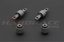 Hardrace Rear Upper Arm Bushings Harden Rubber