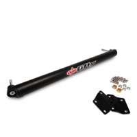 Skunk2  '88-'95 Civic / CRX, '90-'01 Integra Black Anodized Phi Fifty Rear Lower Arm Bar