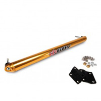 Skunk2  '88-'95 Civic / CRX, '90-'01 Integra Gold Anodized Phi Fifty Rear Lower Arm Bar