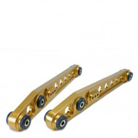 Skunk2  '96-'00 Civic Gold Anodized Rear Lower Control Arms