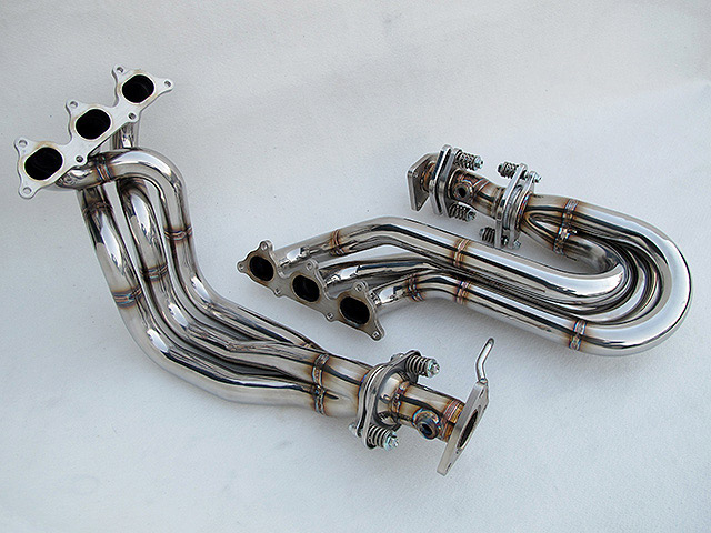 Saclam Exhaust Manifold Kit for NSX (NA1)