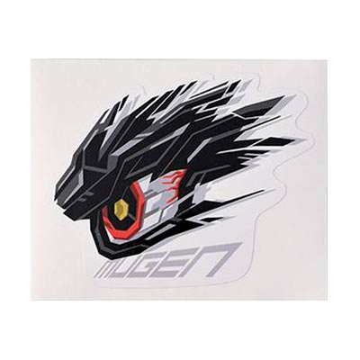 Mugen × Shibuya Commander Eye Sticker