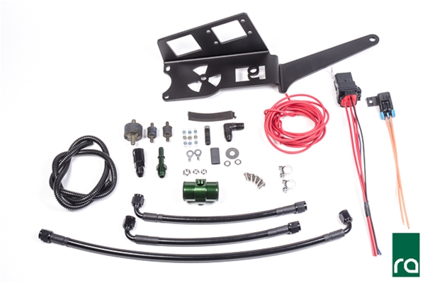 Radium Fuel Surge Tank Install Kit, S2000 (06-09)