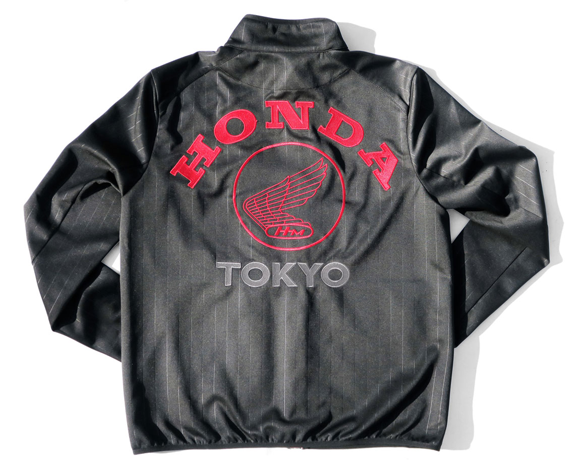 Honda Vintage Culture Honda Motor Zipper Jacket (1966)