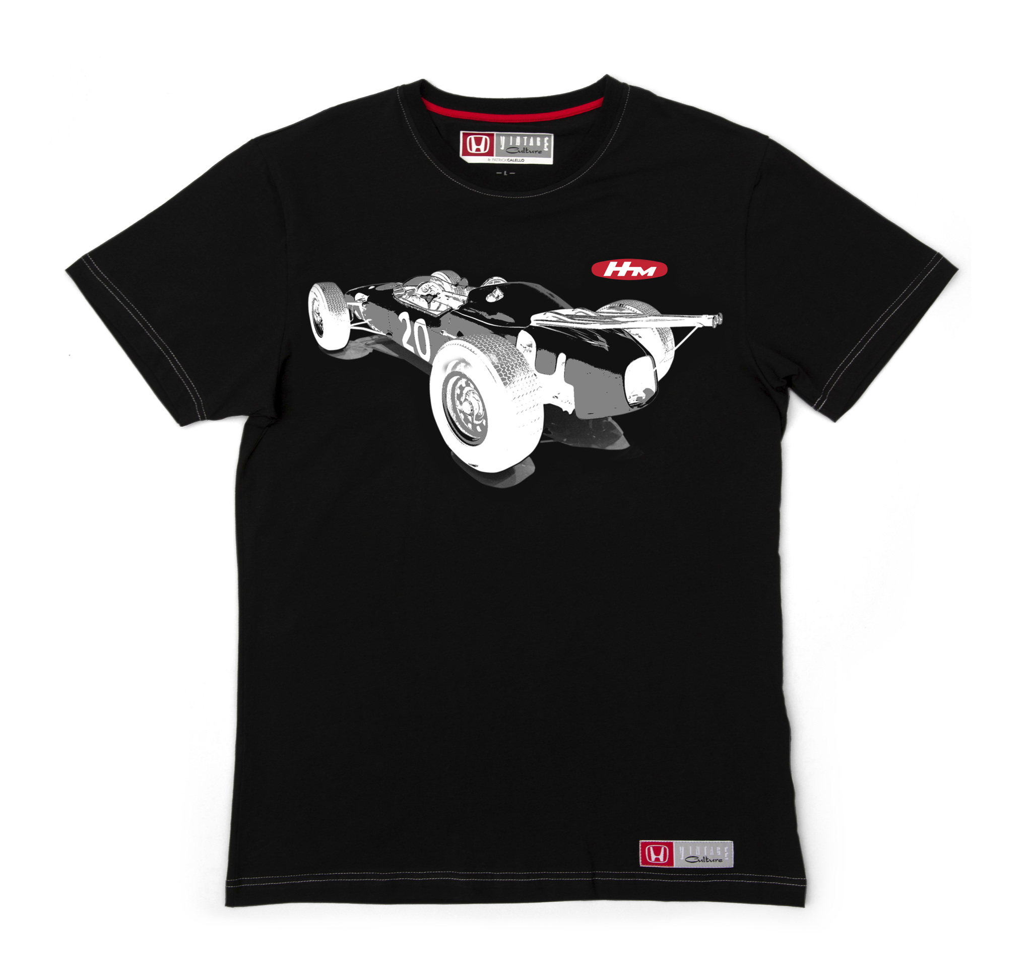 Honda Vintage Culture RA271 Inverted Tee