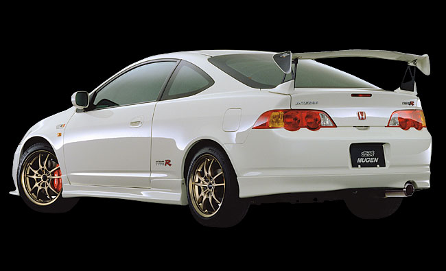 Mugen Aero: RSX  - Side Sill Kit