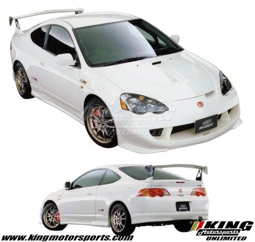 RSX Type S (2005-2006) Aero Kits, Hard Tops, Spoilers