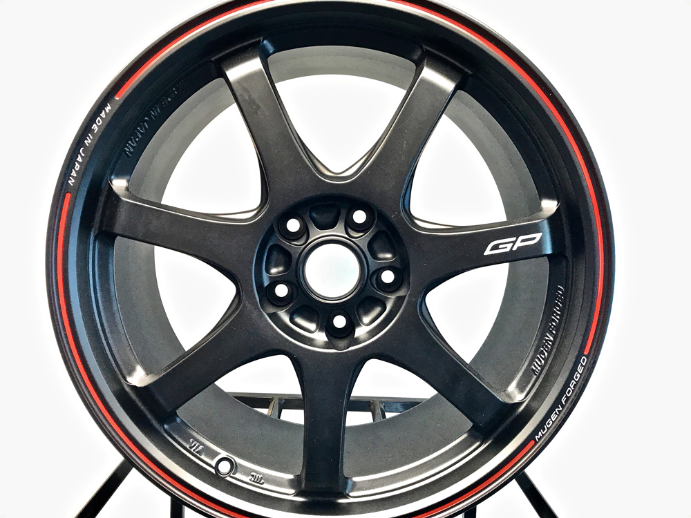 Mugen GP 18x8.5 Special Edition Wheel