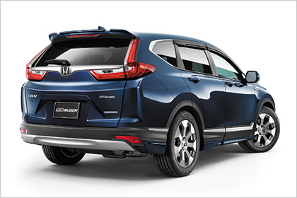 Mugen CR-V Rear Upper Wing