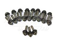 King Motorsports Stainless Extended Oil Pan Studs