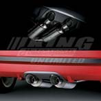 Mugen Fit Dual Exit Sports Silencer