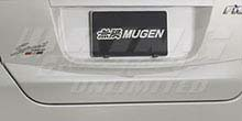 Mugen Fit Smart Sport S+Plus Aero - Tail Gate Garnish
