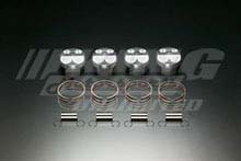 TODA Forged Piston Kit for F20C/AP1 - 87.00 mm