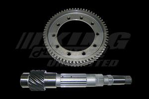 King Motorsports Unlimited, Inc  - Final Drives, Gears &